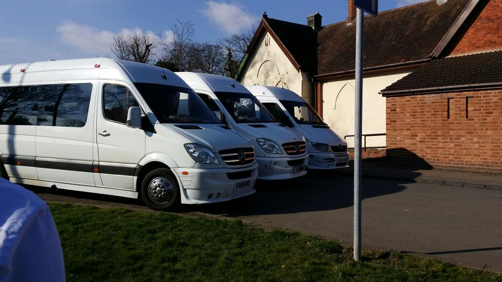 Mercedes Sprinter Buses
