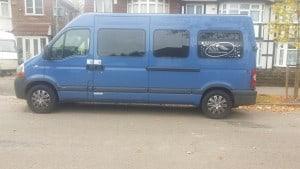 Minibus Hire Midlands UK