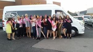 Minibus Hire for Parties Birmingham