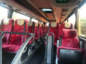 35 Seater Executive Coach